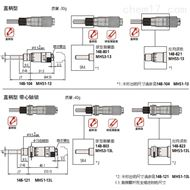 日本三丰进口148系列小型化标准型MHS测微头