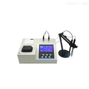 电极法+分光光度法水质测定仪HCQ-103
