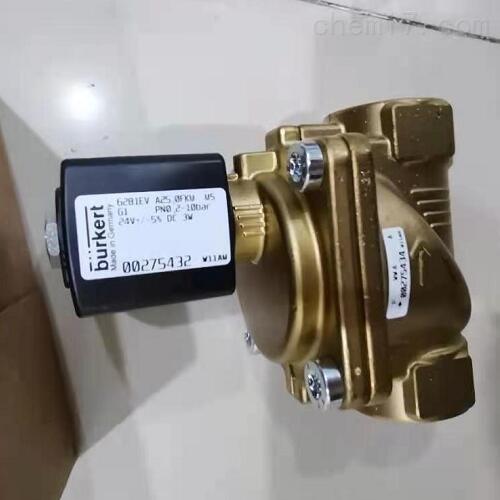 6281型BURKERT黄铜电磁阀应用广泛