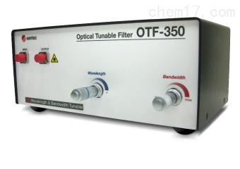 手动波长带宽可调谐滤波器