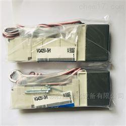 VQ4251-5H1日本SMC电磁阀