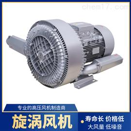 高压风机与螺旋气泵