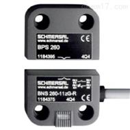 BNS 260-02/01ZG-R德国SCHMERSAL安全磁传感器