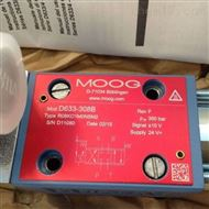 D633-308B美国穆格MOOG伺服阀