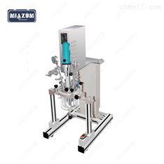 实验室真空乳化反应釜真空混合反应器乳化机