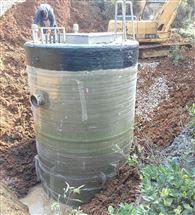 预制泵站安装