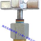 派克PARKER針閥MV系列MV401S-V安裝尺寸圖