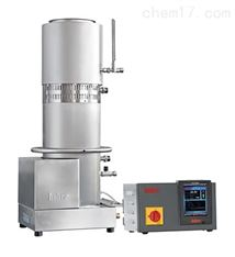 动态温度控制系统加热到 +425°C