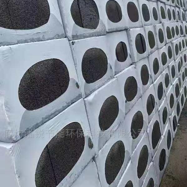 水泥发泡泡沫玻璃外墙隔离带保温板高强原料
