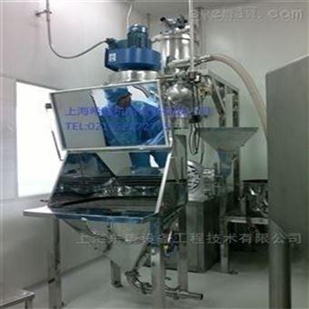svs振动筛分投料站的优势