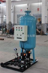 西安 重庆 成都真空脱气定压补水装置机组