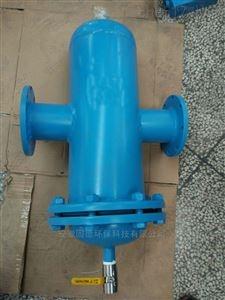 螺旋除污器的运用技术分析