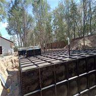 保定埋地式一体化消防水泵房水箱优势