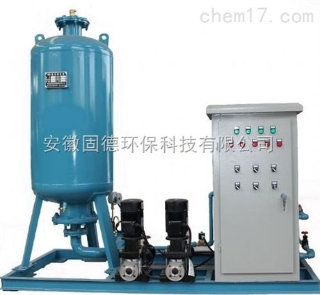 定压补水膨胀装置 隔膜式囊式定压补水机组