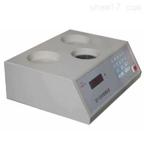卡式水分测定仪