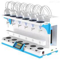天津自动液液萃取仪CHZLDZ-6垂直振荡装置