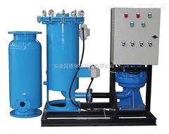 中国台湾冷凝器胶球自动在线清洗装置厂家价格