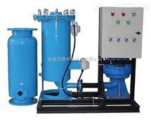 冷凝器胶球泵在线清洗装置功能原理