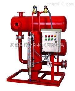 疏水自动加压器有哪些特点