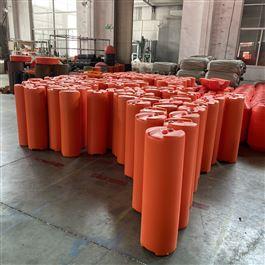 FT300*1000河流水域污染垃圾拦截阻污浮筒