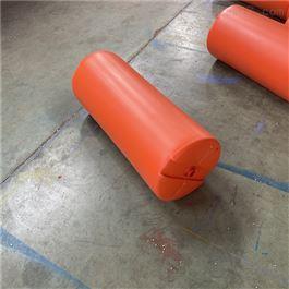 FT400*1000水上塑料浮排拦污浮筒