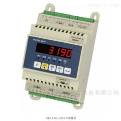 上海耀华XK3190-C801称重控制仪表