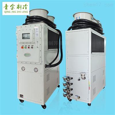 QX-3A恒温恒流防爆油冷机
