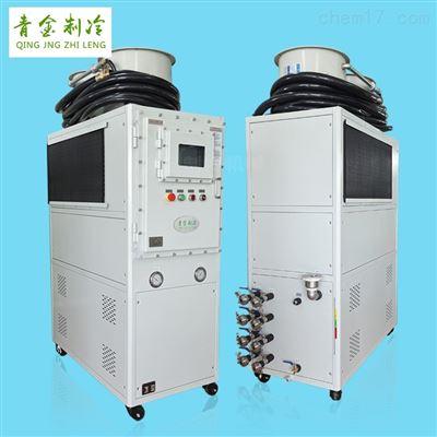 QX-2A新款小型防爆油冷机
