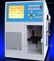 智能微粒分析仪主要技术指标