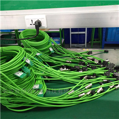 西门子V90电机功率导线6FX3002-2CT20-1AD0