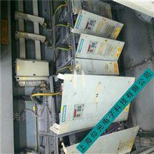 西门子6SE70变频器运行几分钟报过流维修