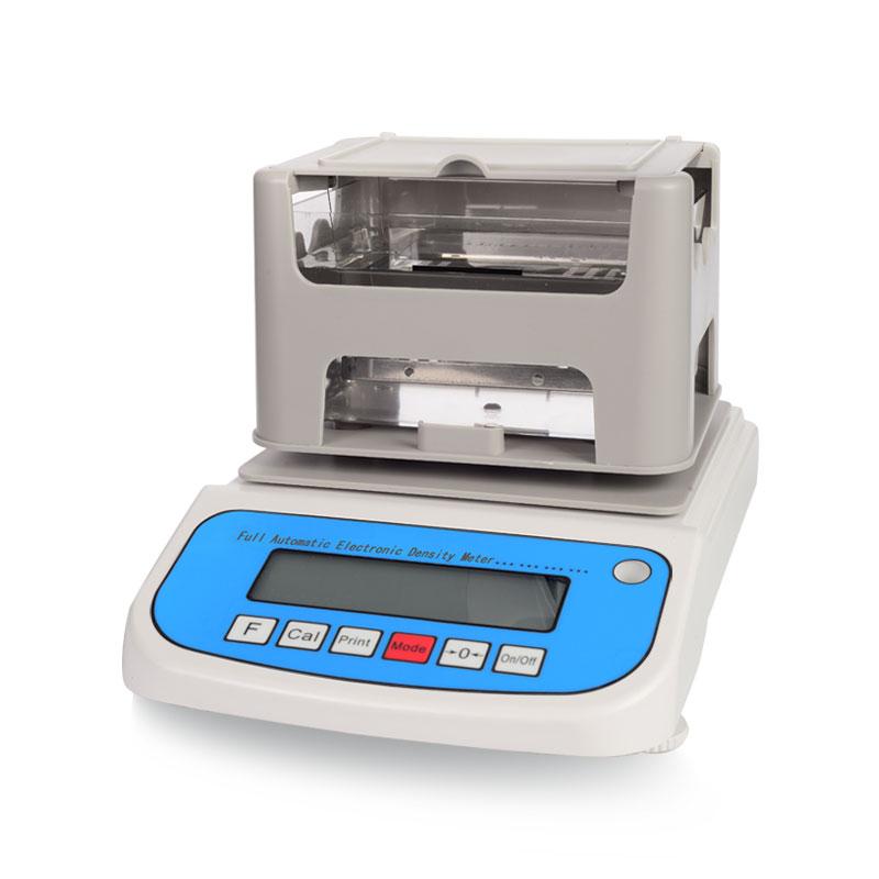 PP塑料颗粒密度测量——BOS-300A电子密度计