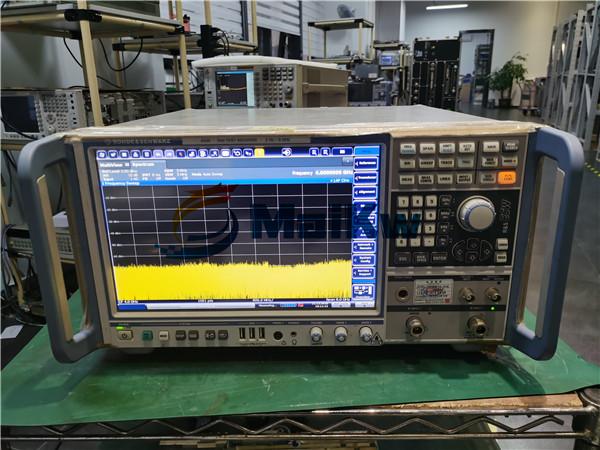 来自武汉EMI接收机FSW维修指标偏差自检报错