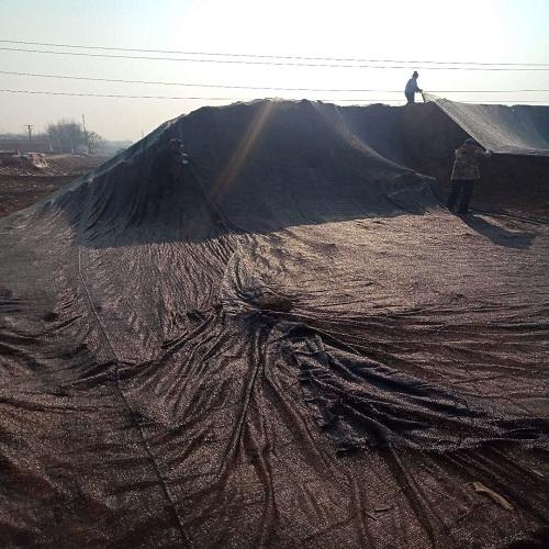 防尘网对大气污染的控制