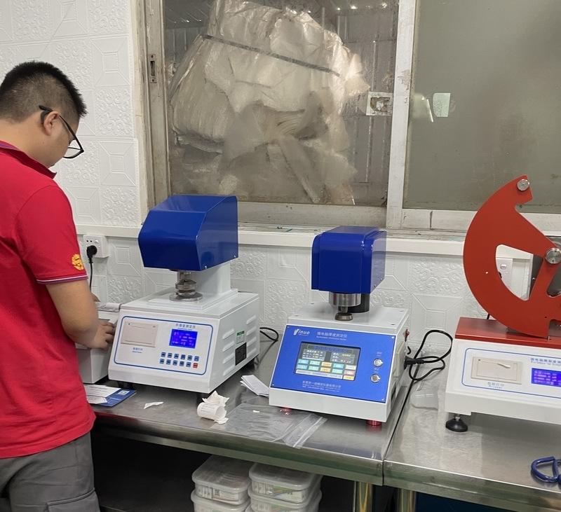 纸品生产设备产品检测厂家-佛山必硕机电