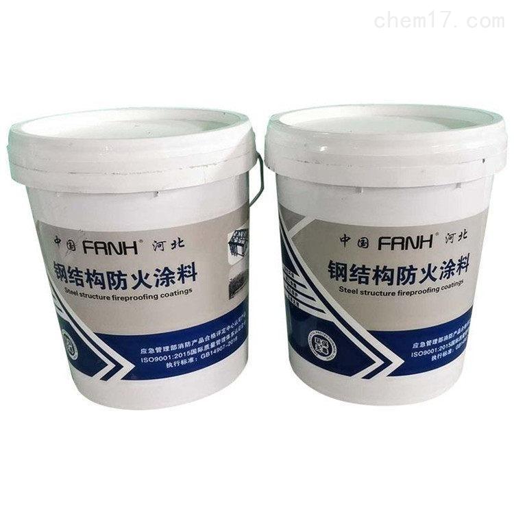 水性钢结构防火涂料与一般涂料的区别介绍