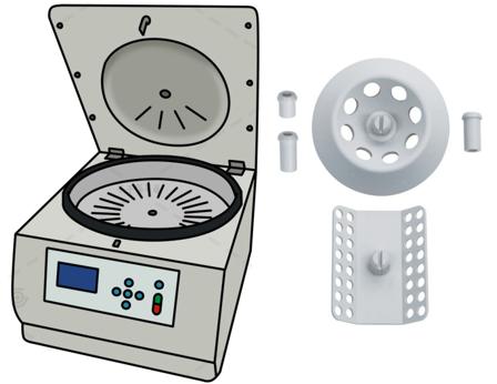 台式自动平衡离心机DT5-2
