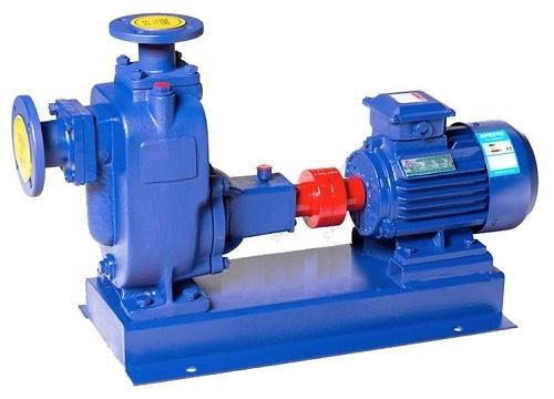 100ZW100-15自吸泵实拍