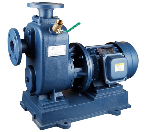 100ZWL100-15直联式自吸泵