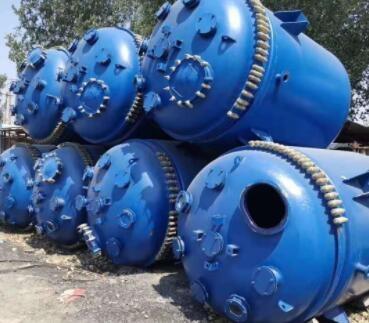5吨搪瓷反应釜
