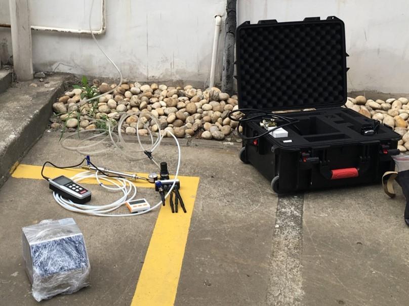 压缩空气油含量检测