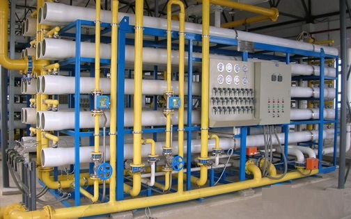 不锈钢EDI纯水设备