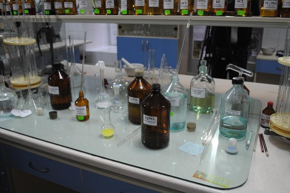 离子色谱法检测可溶氯化物
