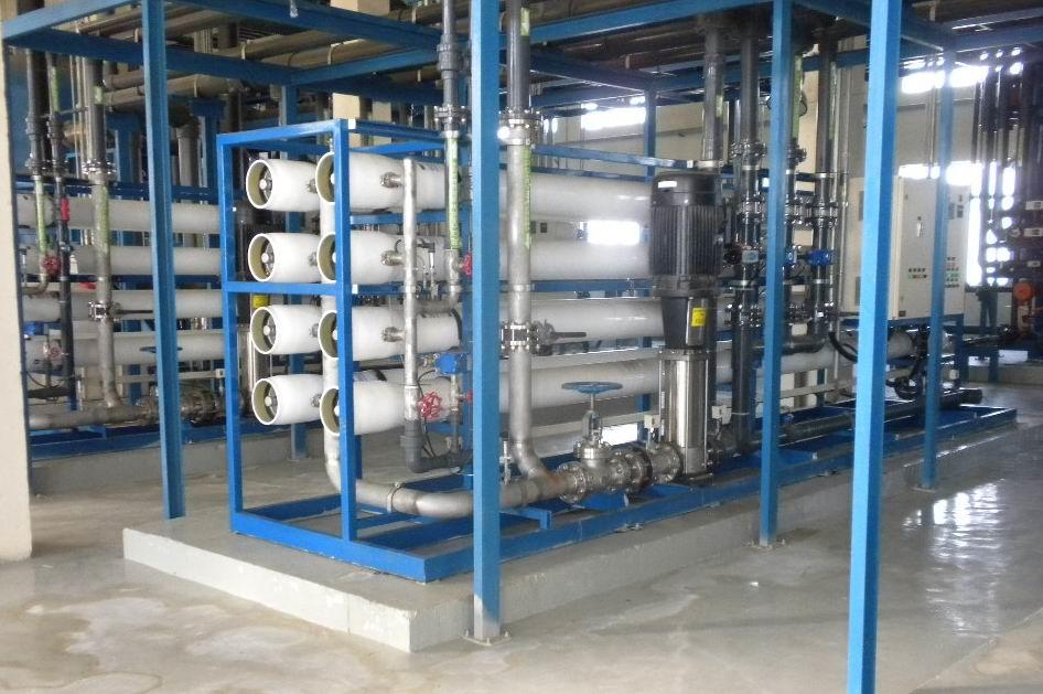 工业RO反渗透纯水设备