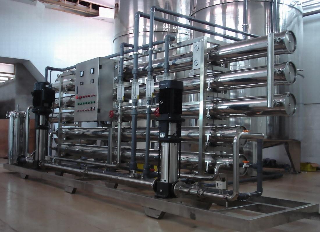 一体化工业超纯水设备