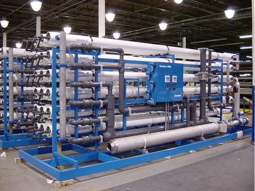 全自動超純水處理設備