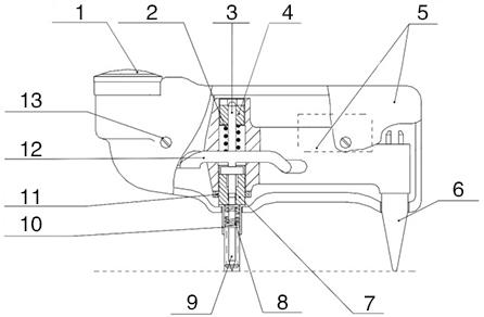 国产巴氏硬度计934-1