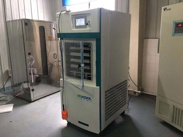 新疆农业科学院采购博医康Pilot3-6M冻干机 来源:www.boyikang.com