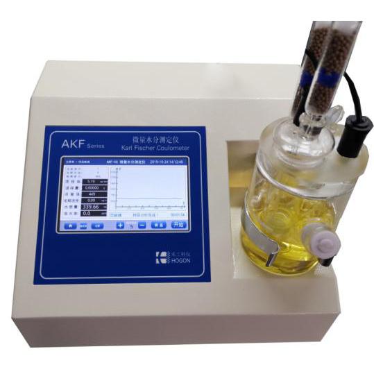 AKF-3N 全自動微量卡氏水分測定儀