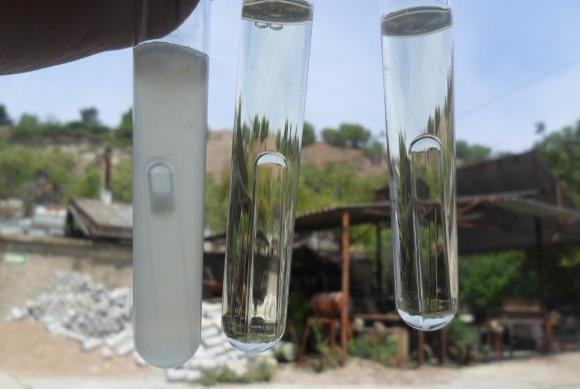 对BOD水质样品进行预处理